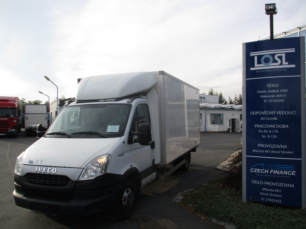 Iveco  50C15 Daily EURO 5