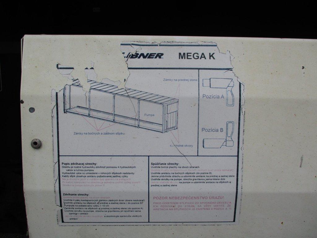 Krone  HYDR. LIFT 3,5m  MEGA/lowdeck