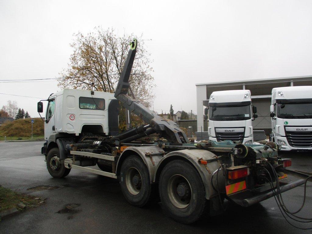 Renault  Kerax 420DXi 6x4 EURO 3