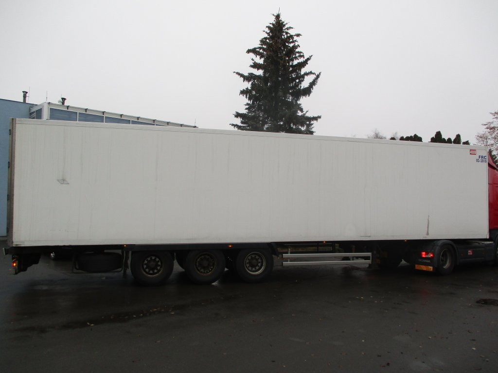 Lamberet  LVF S3 Agregat Carrier Vector 1800