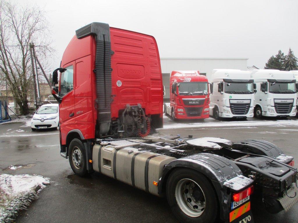 Volvo  FH420 EEV