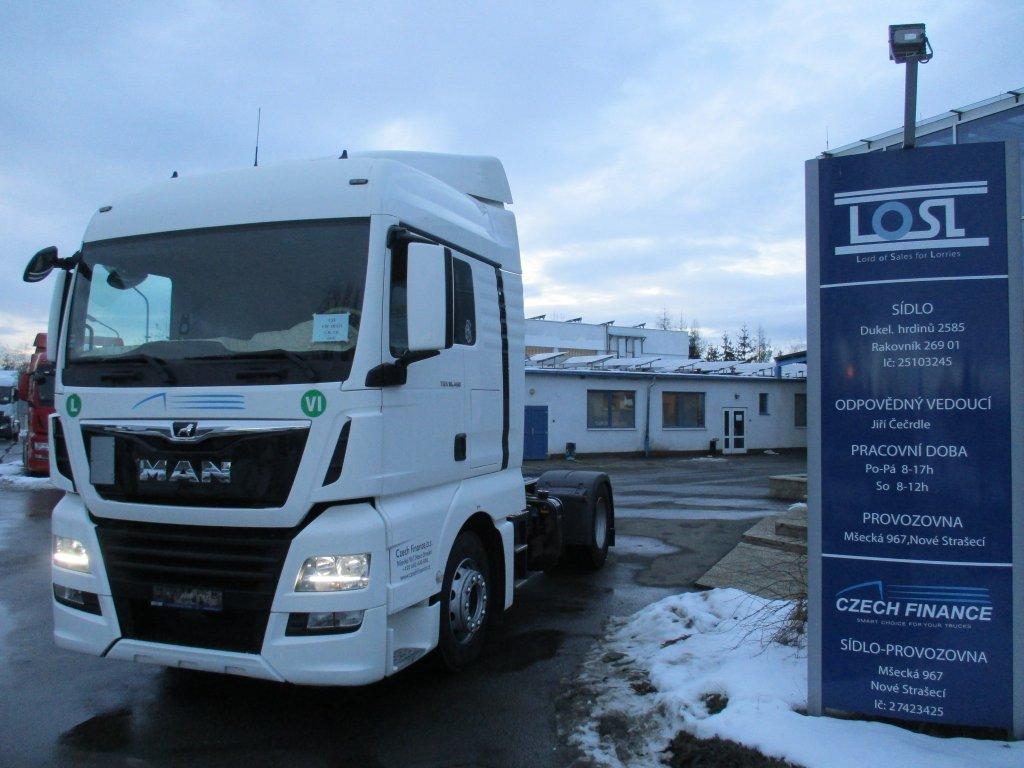 MAN  TGX18.460 EURO 6