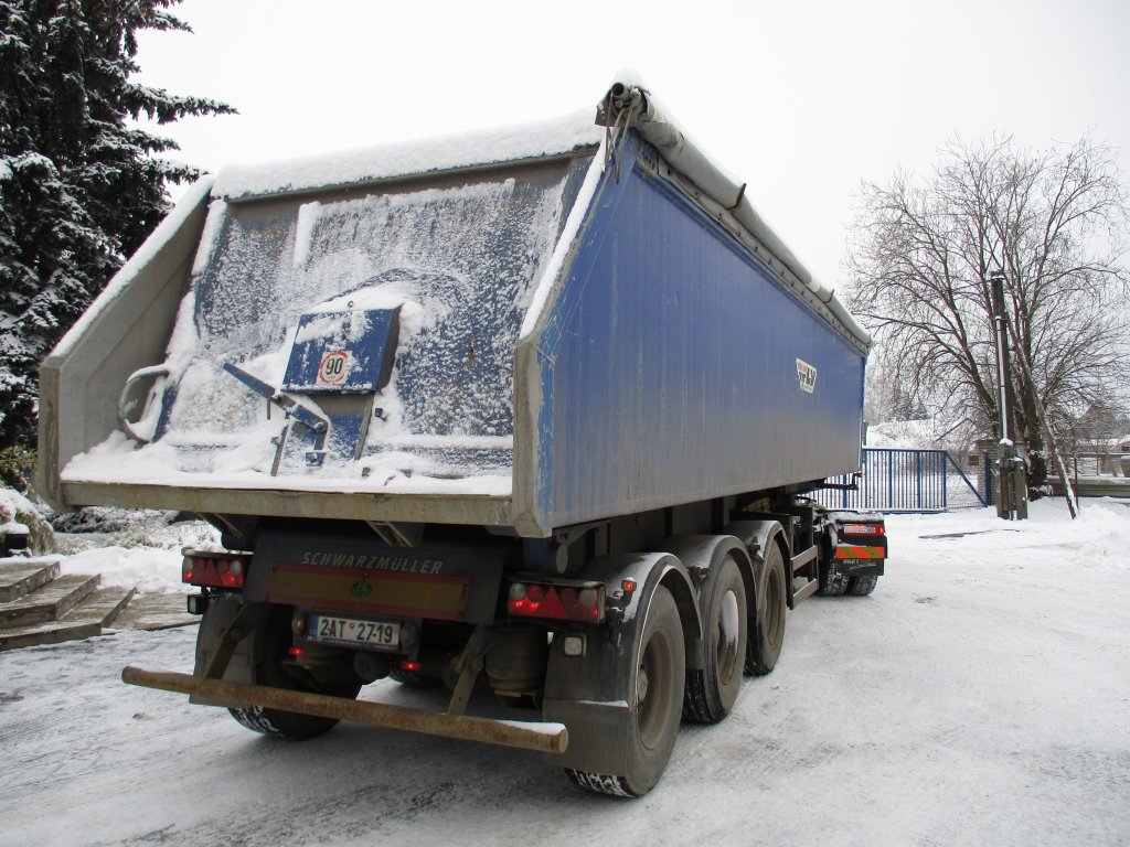 Schwarzmüller  KIS 3/E 37m3