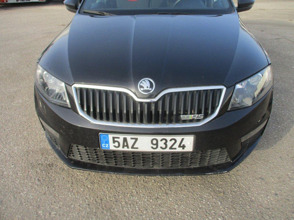 Škoda Octavia 2.0 Tdi Cr Rs Combi