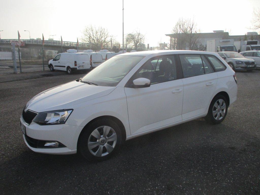 Škoda Fabia 1.4 Tdi 66kw Ambition Combi