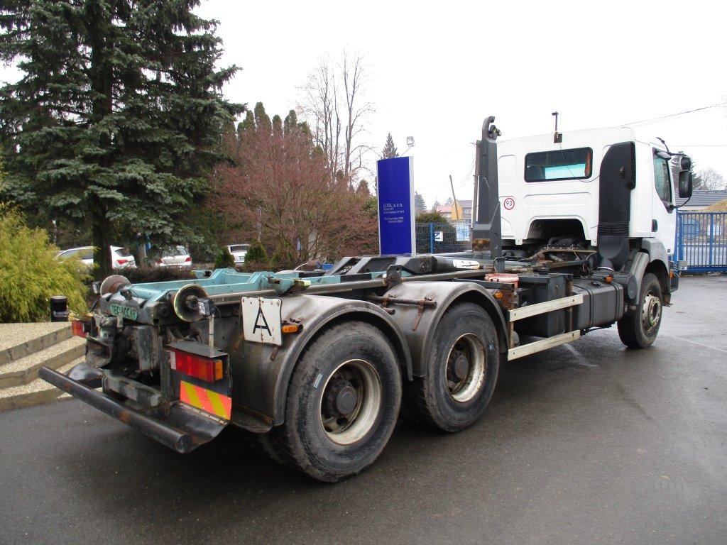 Renault  Kerax 420.34 DCi 6x4 EURO 3