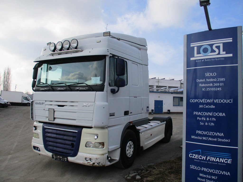 DAF  XF105.460 Spacecab
