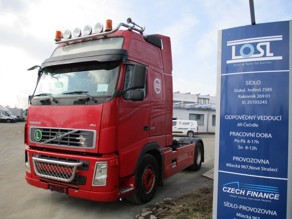 Volvo  FH13 440 Globetrotter XL Euro 5