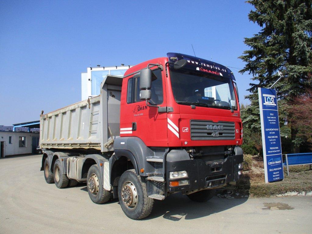 MAN  TGA41.430 8x6 S3