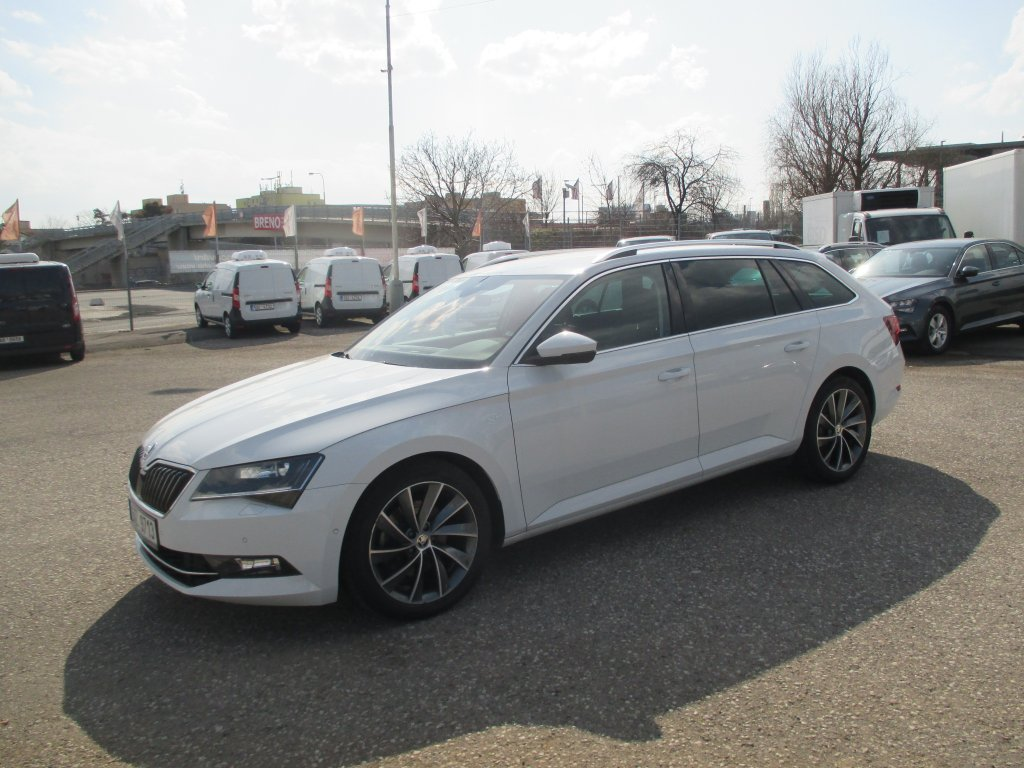 Škoda Superb 2.0 Tdi 110kw L&k Combi