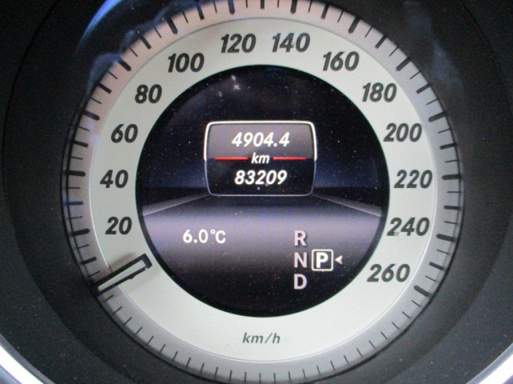 Mercedes-Benz Třídy E E220, diesel