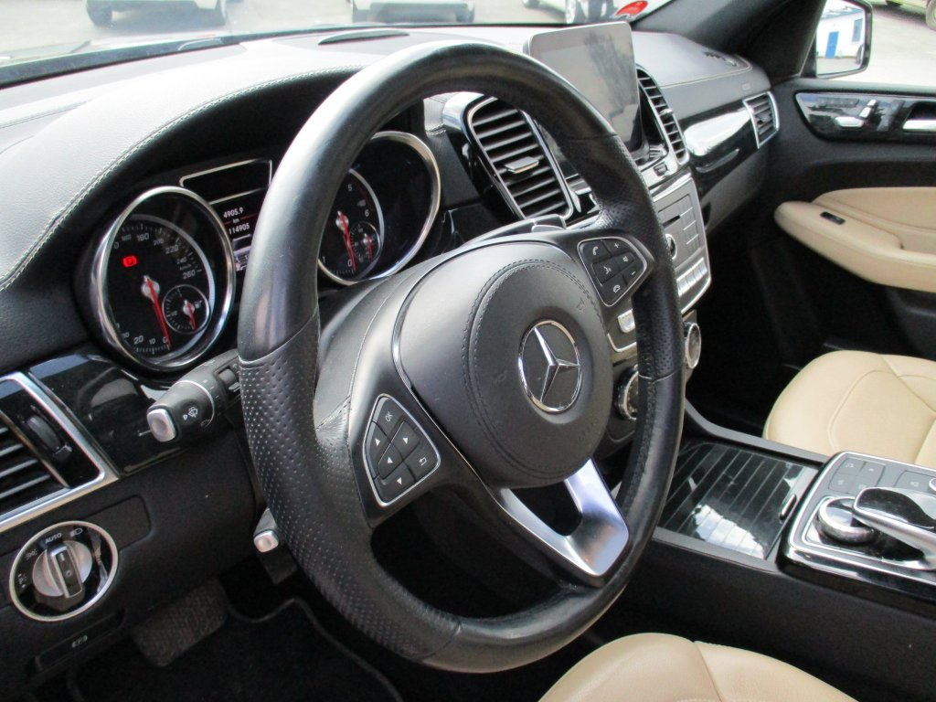 Mercedes-Benz GLS 350d 4Matic AMG