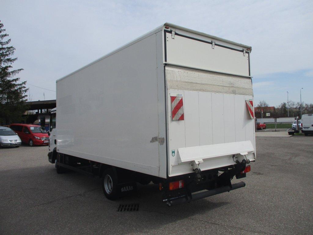 MAN  TGL 7.180 TGL, Euro 6
