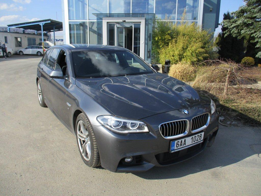 BMW Řada 5 530d Xdrive M-Paket