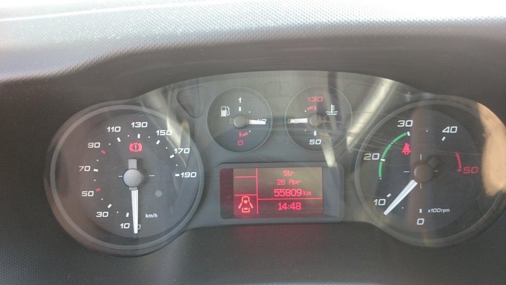 Iveco  60C14N CNG