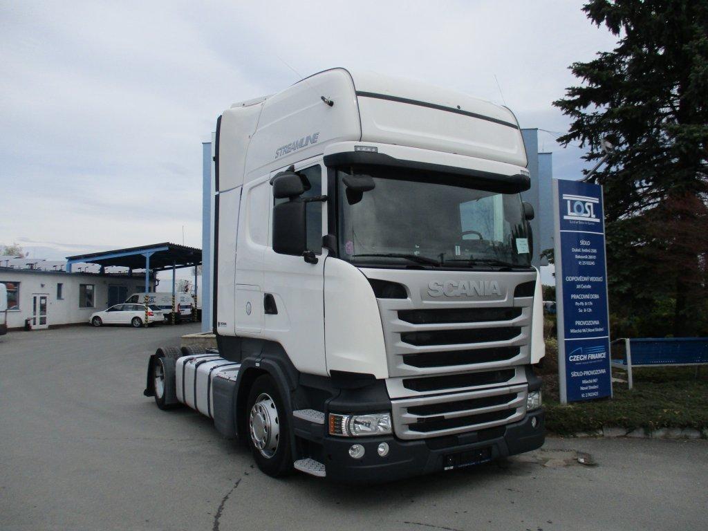 Scania  R450 EURO 6 MEGA/lowdeck