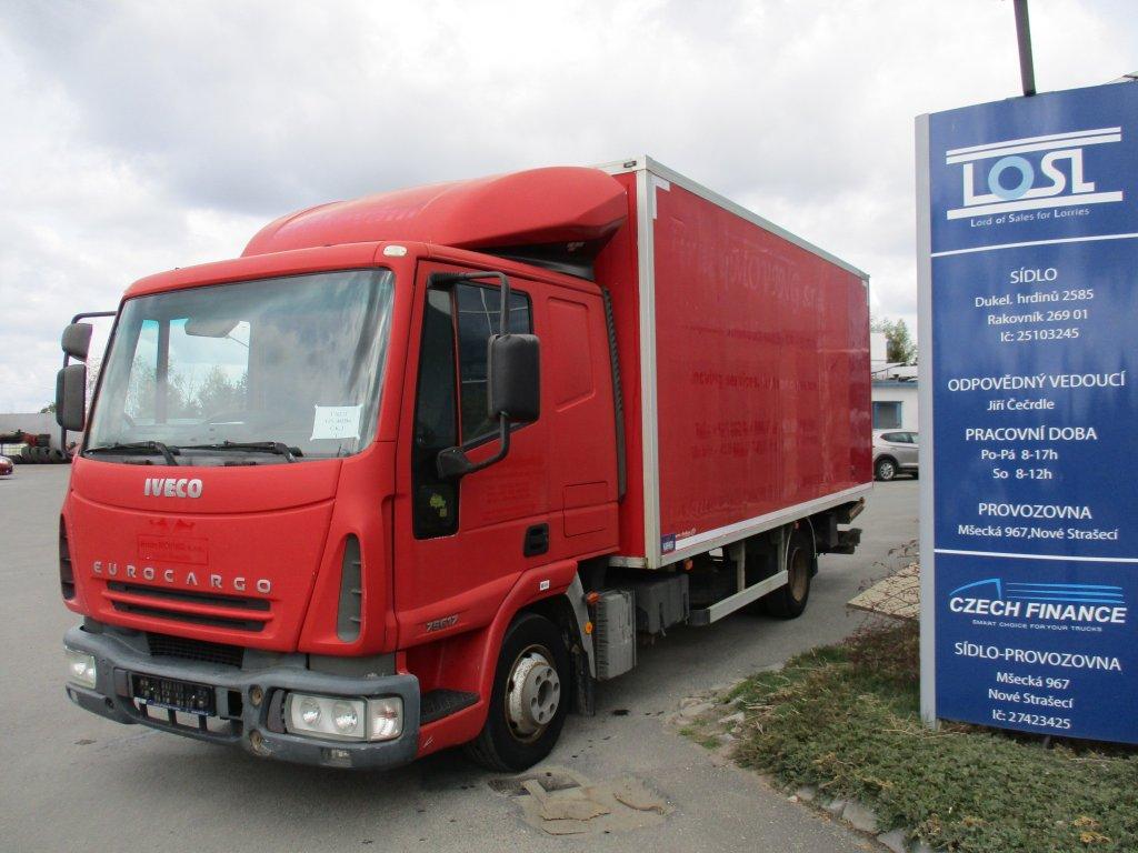 Iveco  75E17 Eurocargo EURO 3