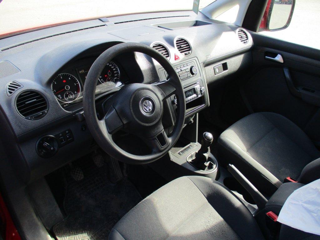 Volkswagen Caddy 1.6 TDi 55kW