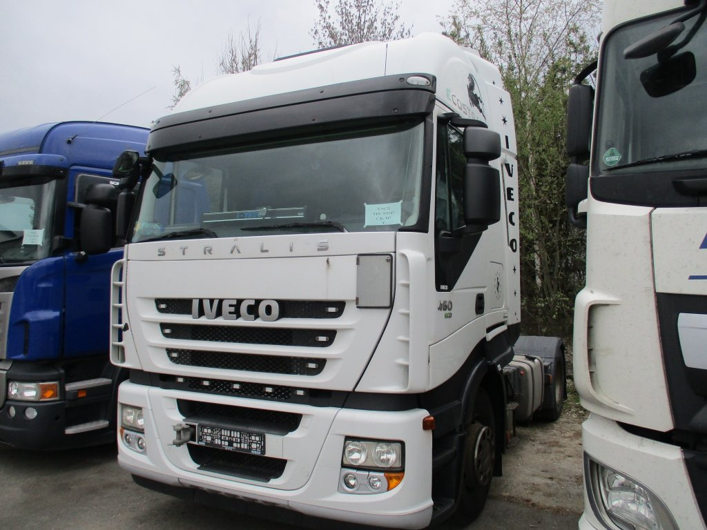 Iveco  AS440S46 Stralis eco