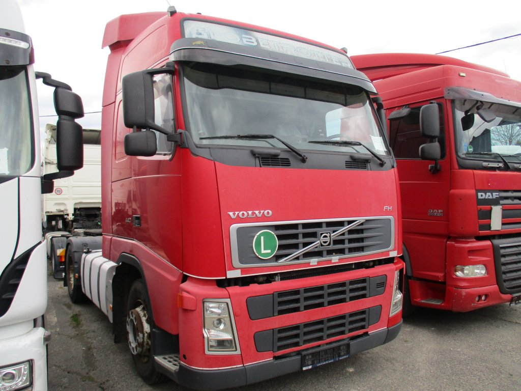 Volvo  FH13 440 Globetrotter