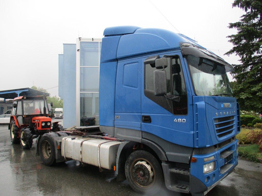 Iveco  440S48 Stralis EURO 3