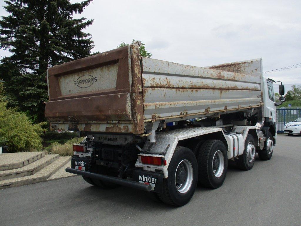 DAF  CF85.460 8x4 S3 EURO 5