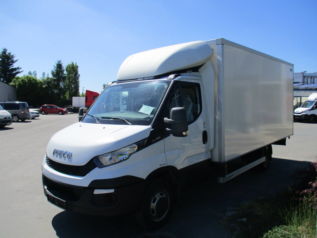 Iveco  50-150 Daily 4,5m (3,5 T)