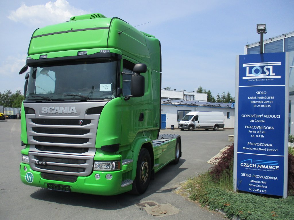 Scania  R410 Topline