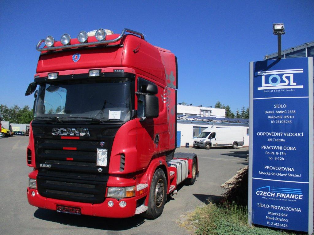 Scania  R500 EURO 4