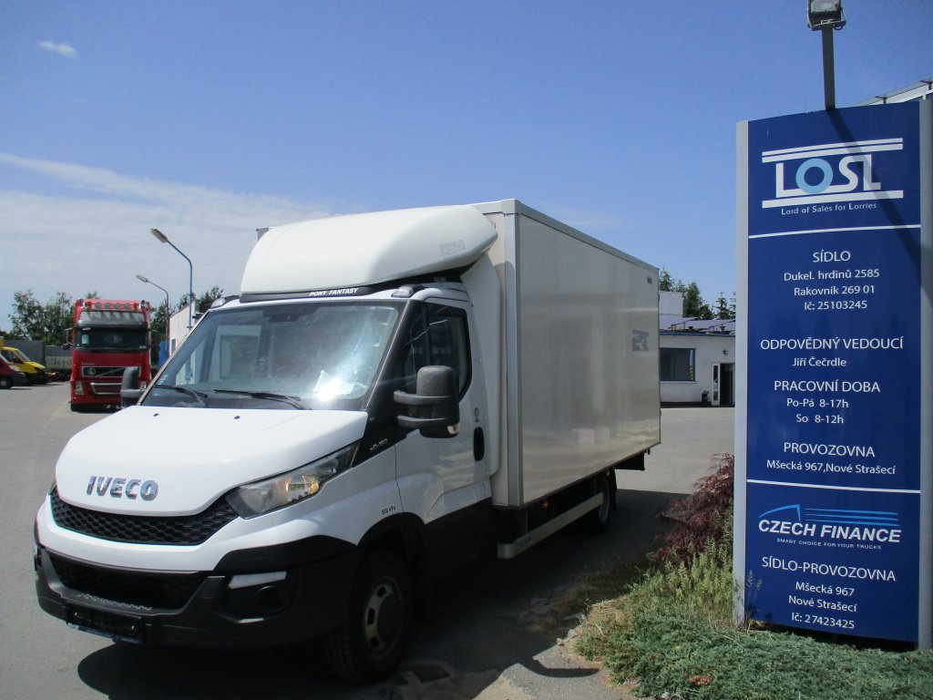 Iveco  50-150 Daily 4,5 m