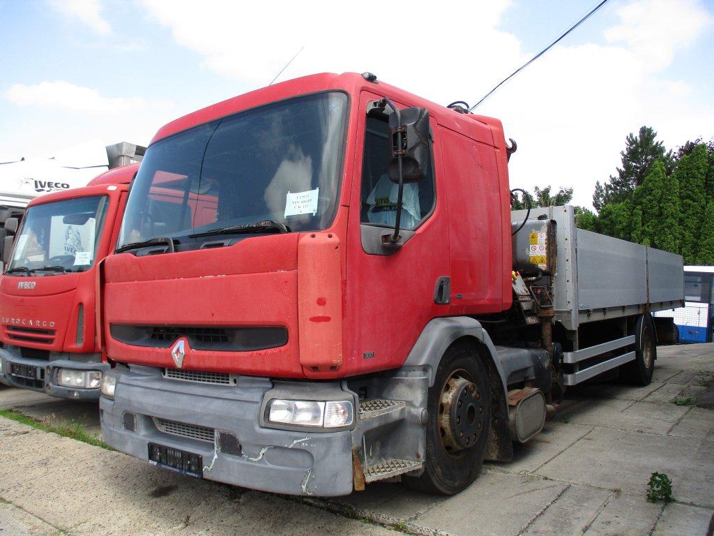 Renault  Premium D 300.19 + PM 12022