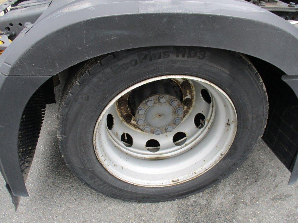 Mercedes-Benz  1845 Actros MEGA/lowdeck EURO 6
