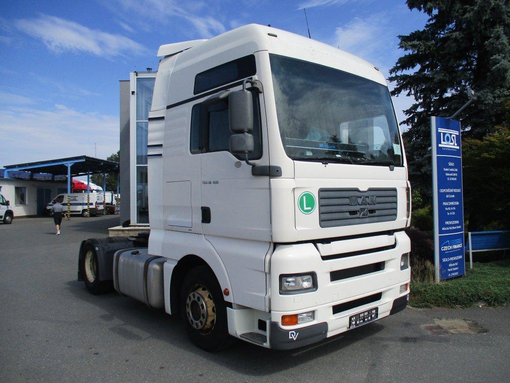 MAN  TGA18.430 EURO 3