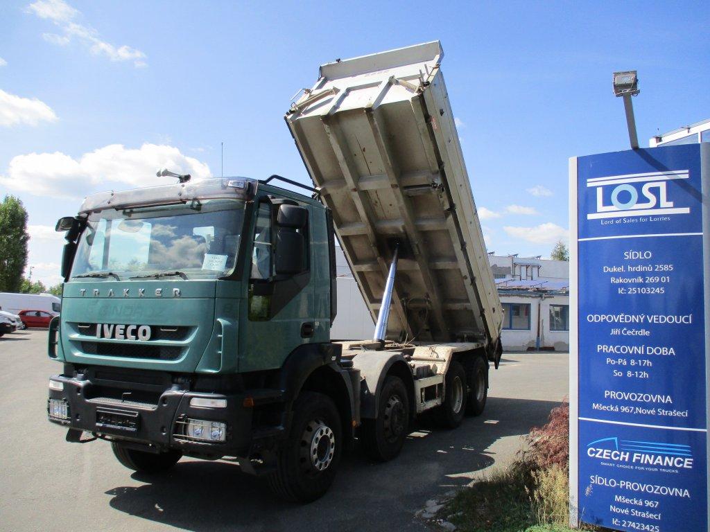 Iveco  Trakker 340T45 8x4