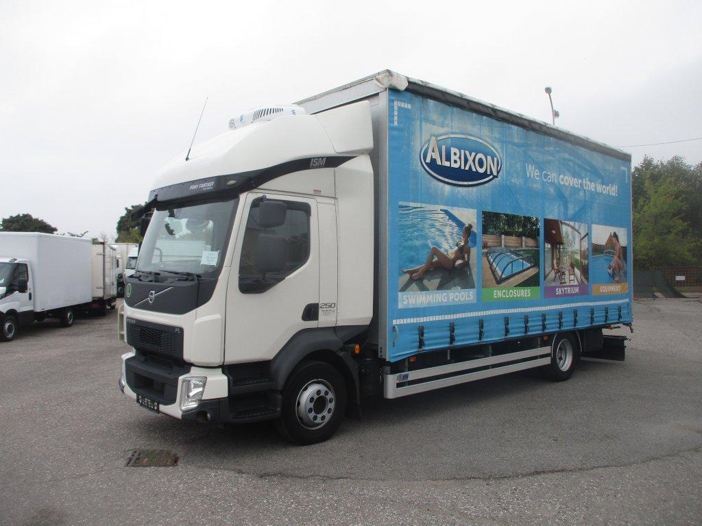 Volvo  FL 12.250, EURO 6,