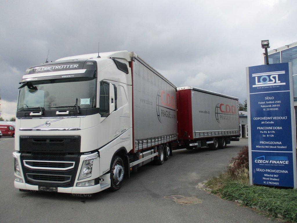 Volvo  FH460 + Van Hool