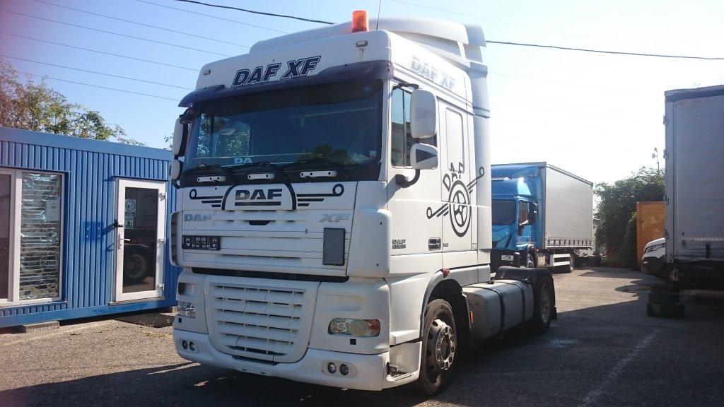 DAF  XF105.410 SC Lowdeck Euro 5