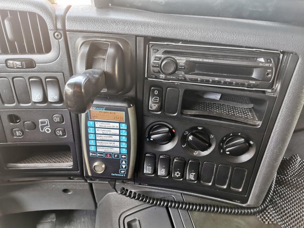 Scania  P340 lowdeck Euro 4