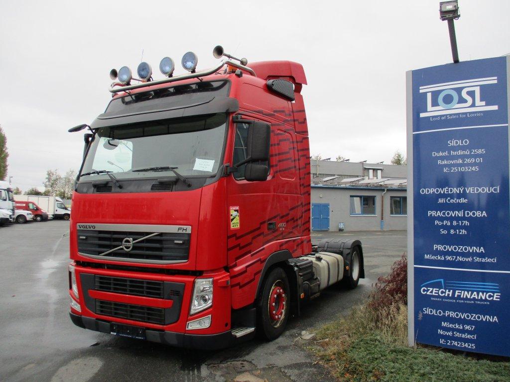 Volvo  FH13.460 EEV MEGA/lowdeck