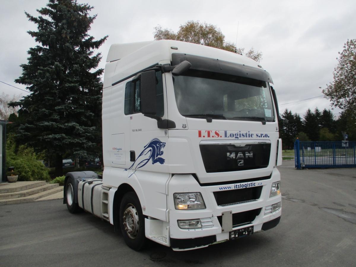 MAN  TGX18.540 EURO 5