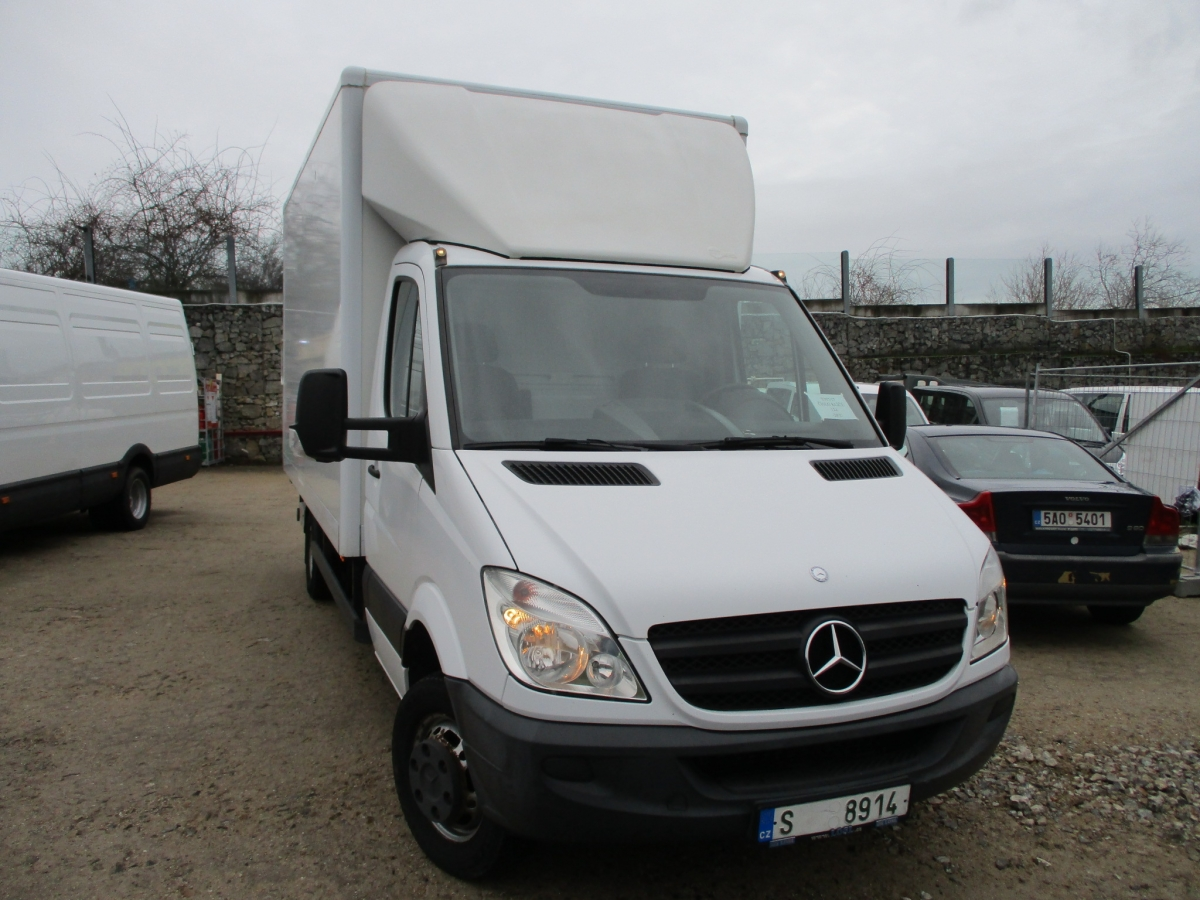 Mercedes-Benz Sprinter  516 CDi 5 tun
