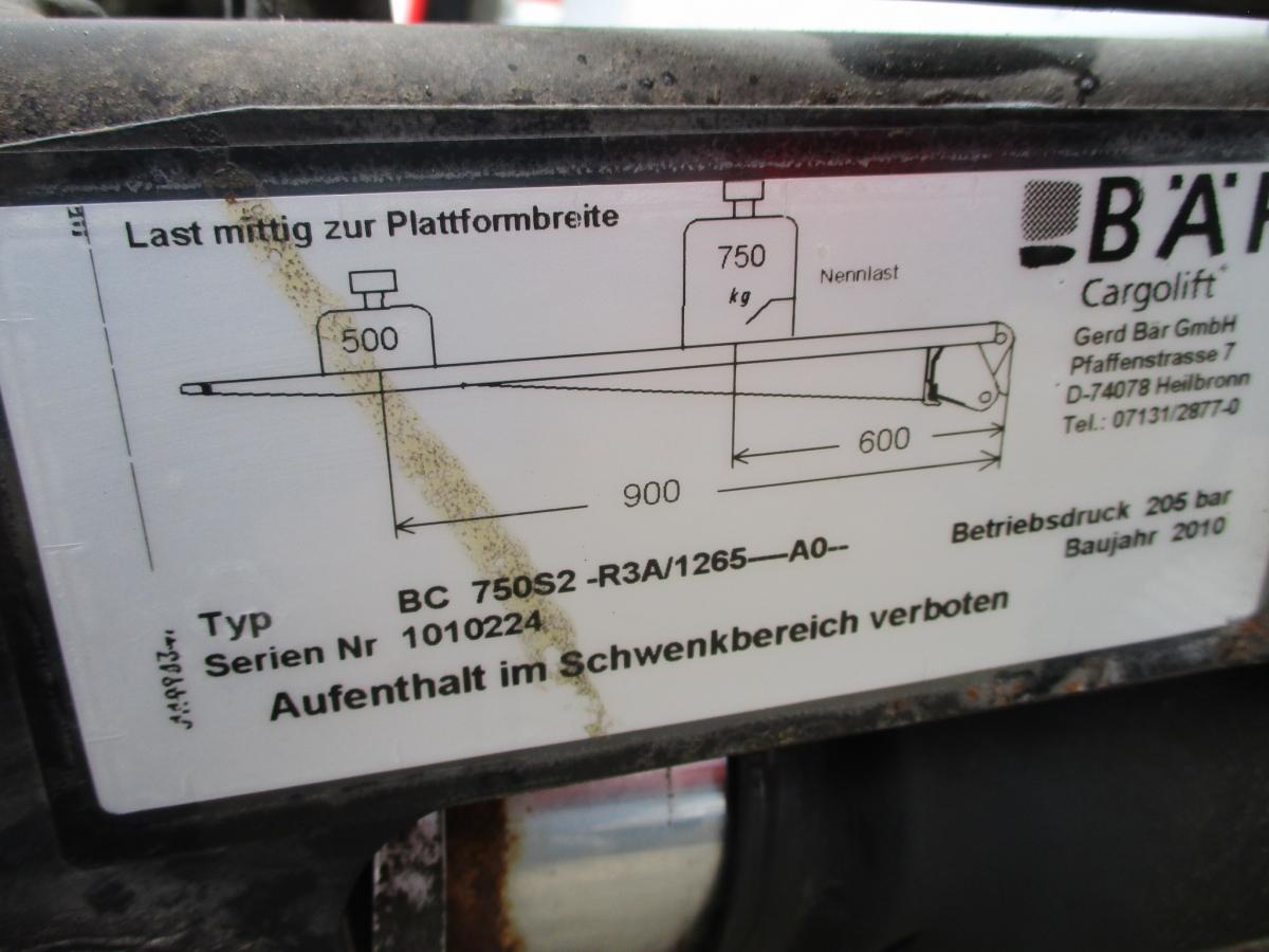 Mercedes-Benz Sprinter  516 CDi 5 tun
