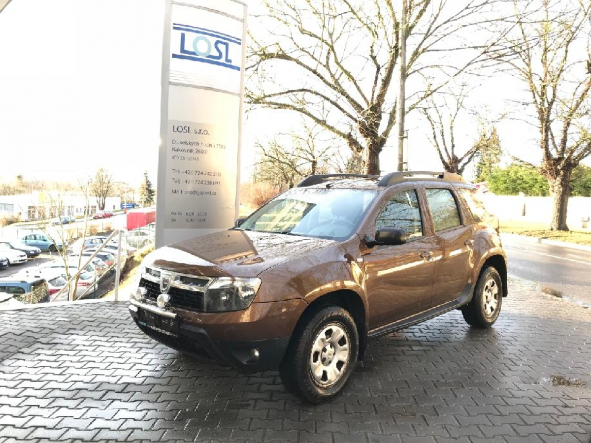 Dacia Duster 1,5 NM - kombi