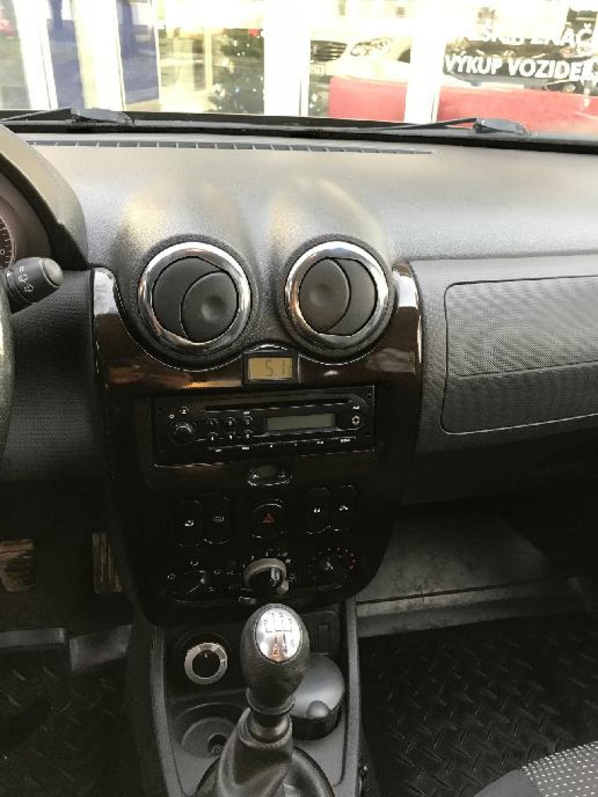 Dacia Duster 1,5 NM - kombi
