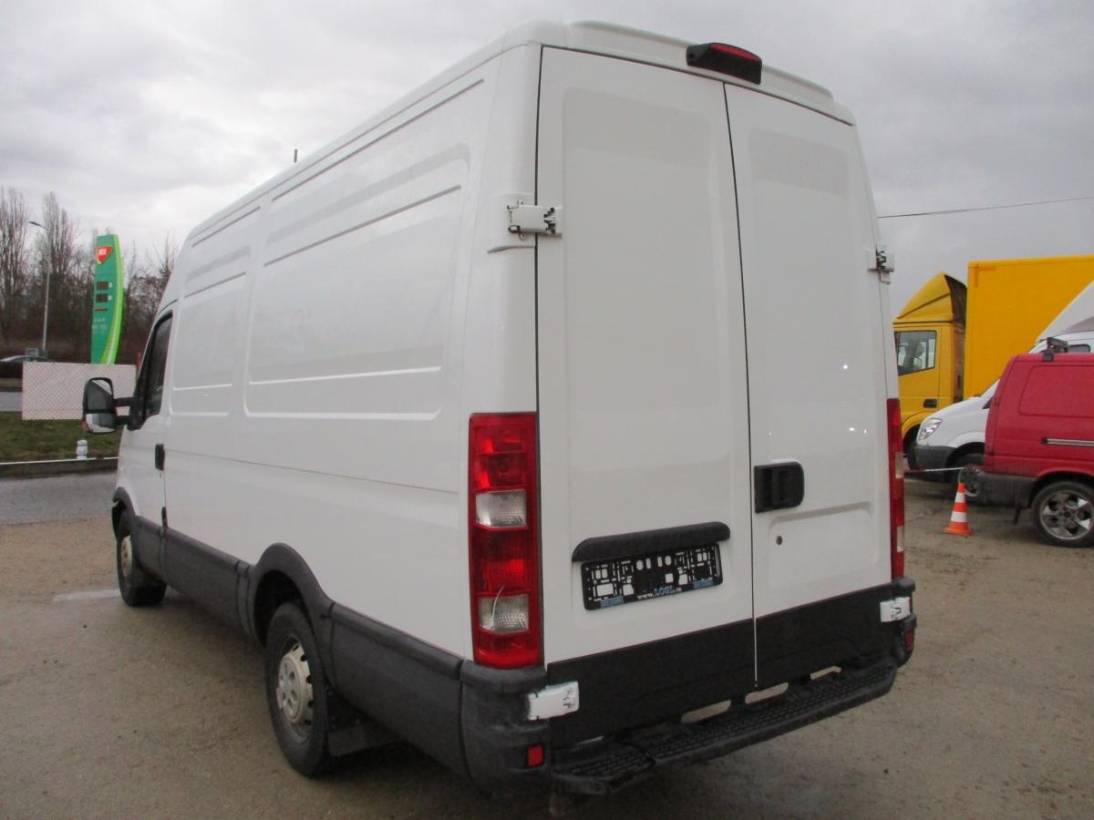 Iveco Daily 35S15V  Carrier Xarios 300 +el. zás.