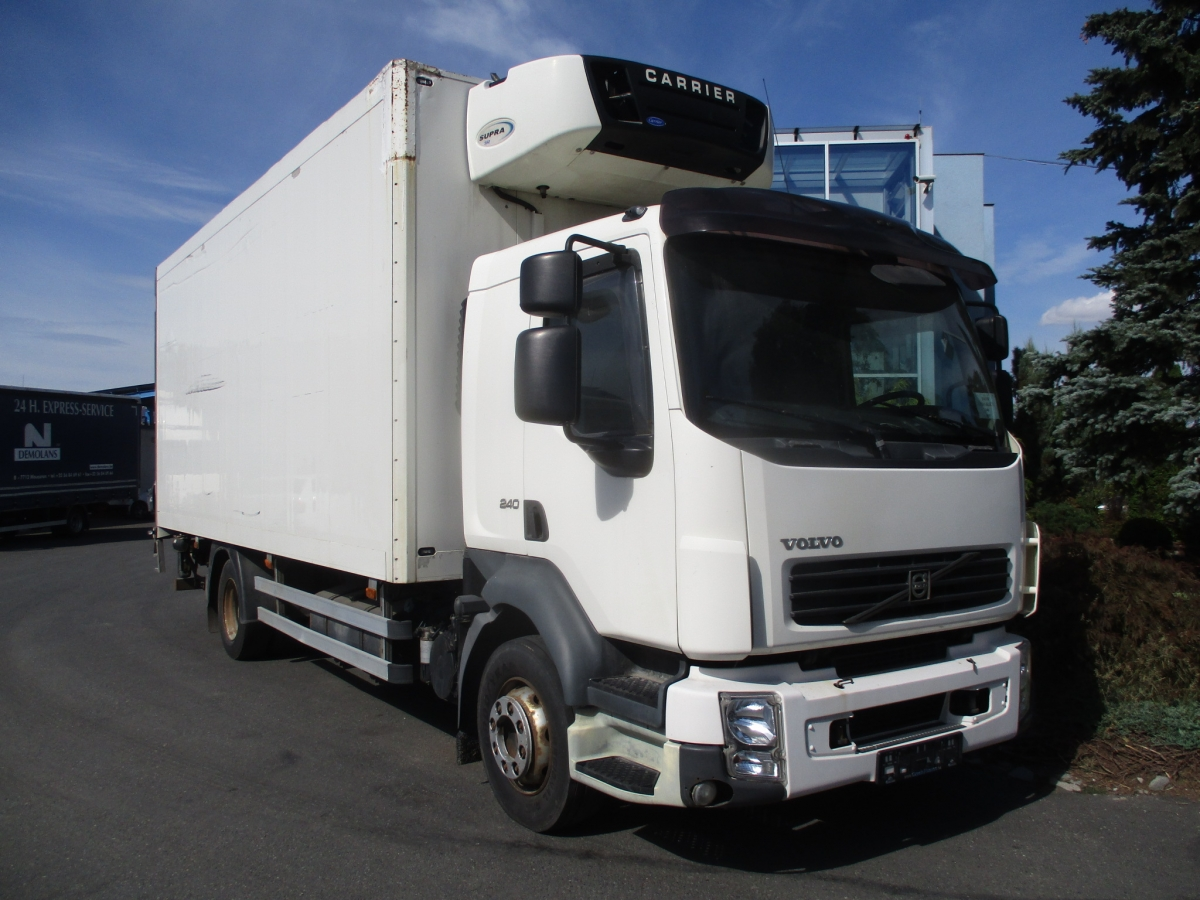 Volvo  FL240 EURO 4 Agregat Carrier Supra 550
