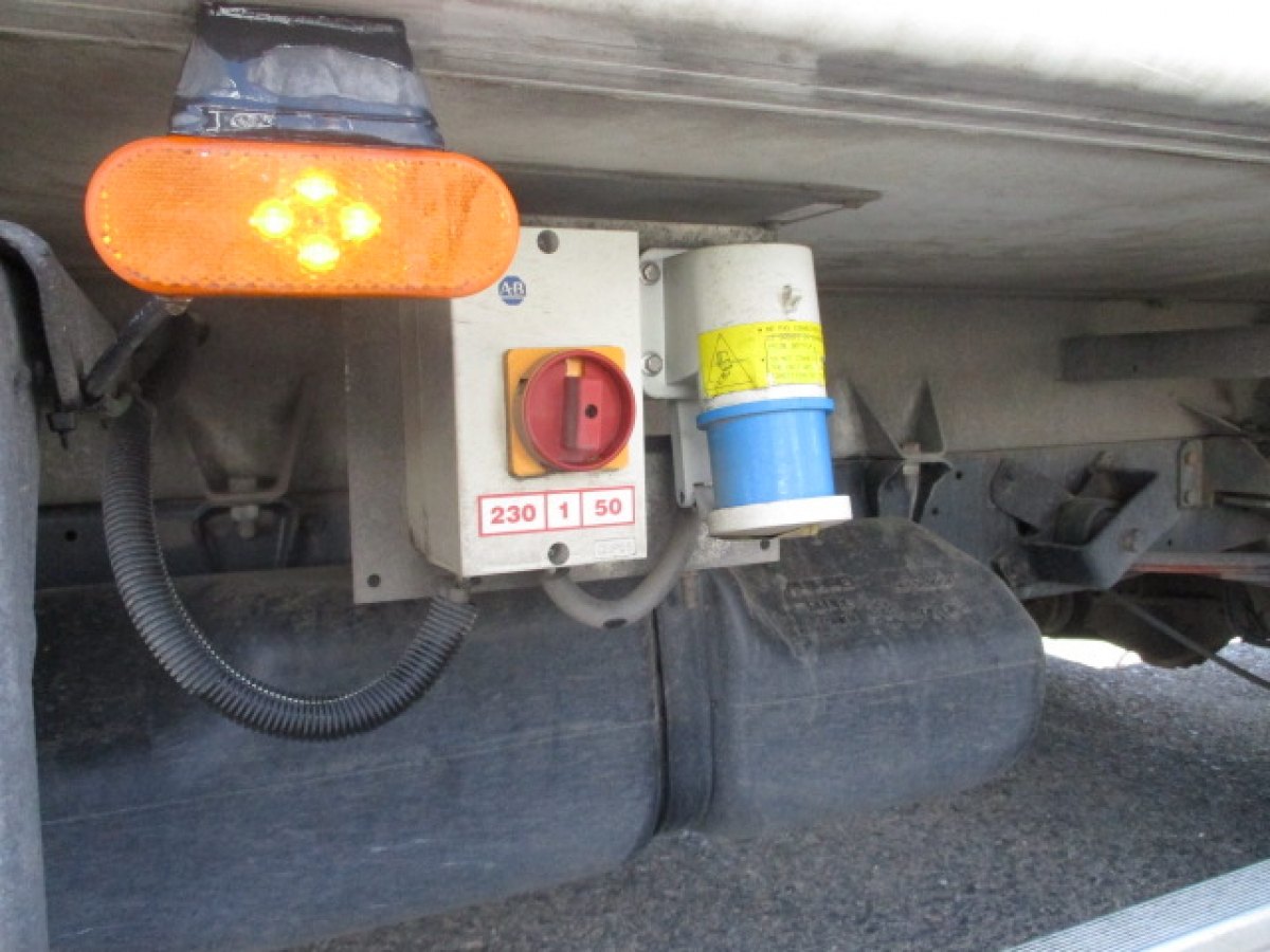 Iveco Daily 50C15 s hydraulickým čelem 3,5 t