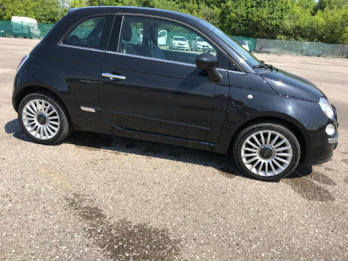 Fiat 500 Fiat 500
