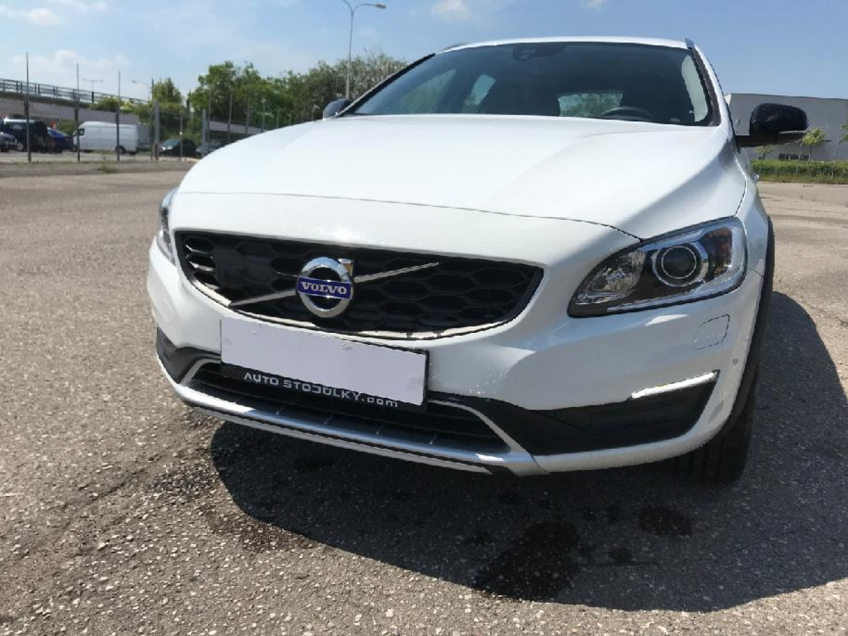 Volvo V60 Volvo V 60 cross country