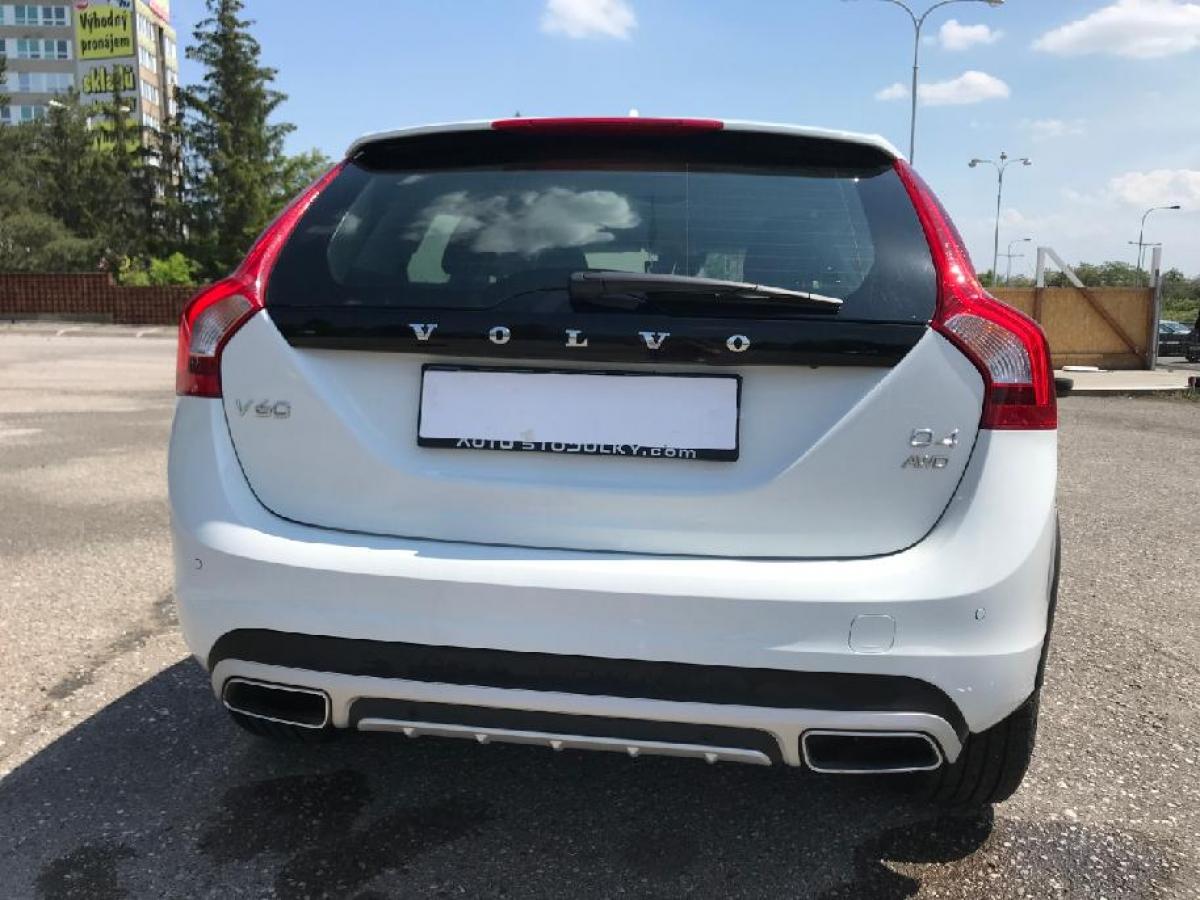 Volvo V60 Volvo V 60 cross country